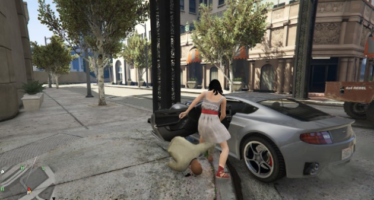 Скины в GTA 5