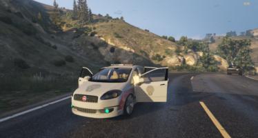 Fiat Linea Polis