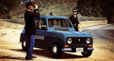 4L Gendarmerie