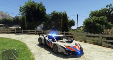 Lamborghini veneno dutch