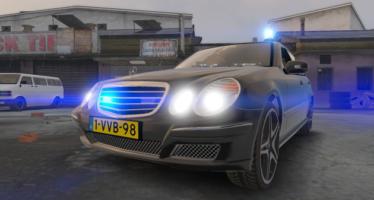 Mercedes-Benz E320 Undercover