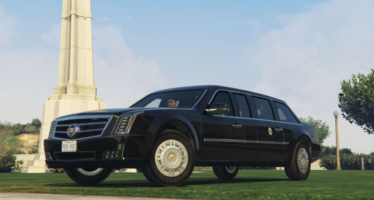 Presidential State Car