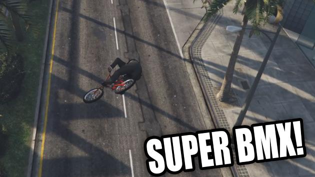 Super BMX - Bunnyhop