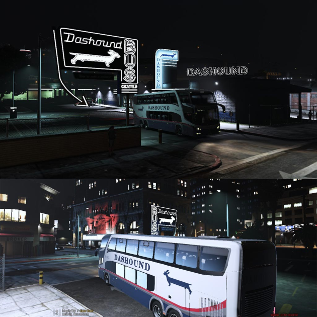 Los Santos Transport Updated