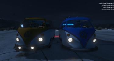 Volkswagen Transporter 1960