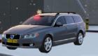 Volvo V70 Politie