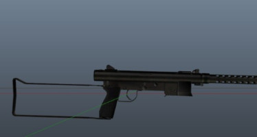 Wesson M76 SMG