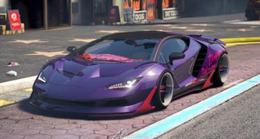 Zlayworks Lamborghini - Zentenario