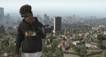 xxxtentacion custom hoodie
