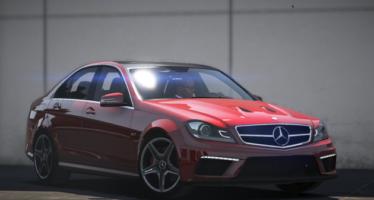 Benz C63 AMG