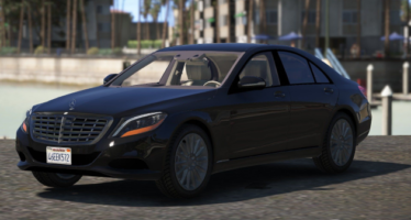 Mercedes-Benz S500 BETA