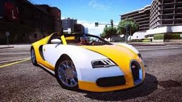 Bugatti veyron V6