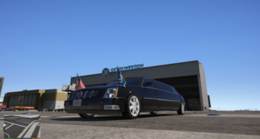 Cadillac DTS Presidental