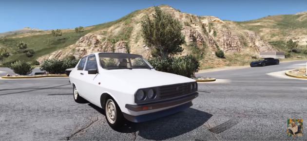 Dacia 1310 Sport Coupe