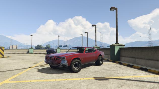 Declasse Sabre GT Lifted