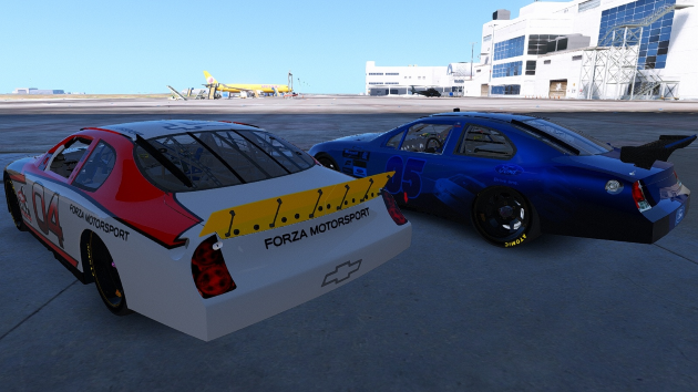 Ford Fusion Stock Car 2011