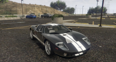 Ford GT Military