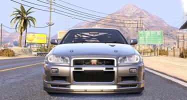 GT-R 34 2002