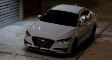 Hyundai Azera Standard