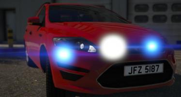 PSNI Ford Mondeo