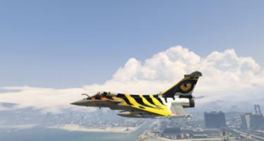 Rafale Ocean Tiger