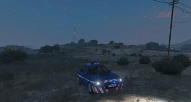Subaru Gendarmerie