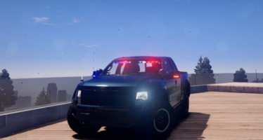 Undercover Ford Raptor