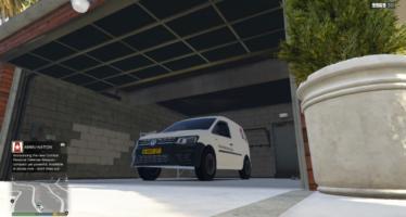 Volkswagen Caddy G4S
