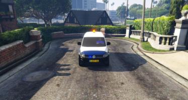 Volkswagen Caddy Handhaving