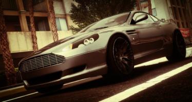 Aston martin DB9 2005