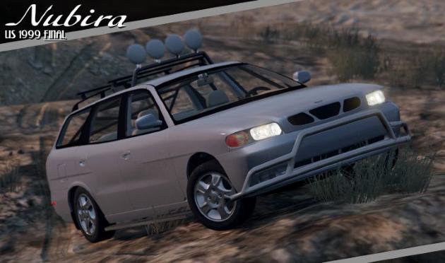 Daewoo Nubira I US CDX