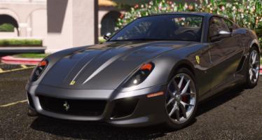 Ferrari 599 GTO AUTOVISTA