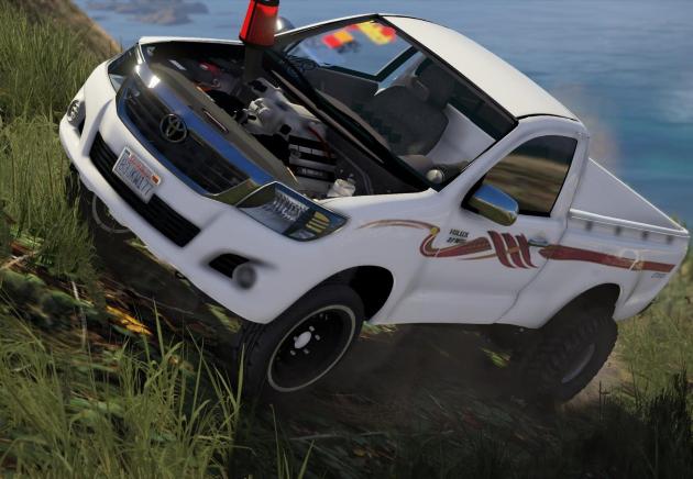 Toyota Hilux Vigo 2013-2015
