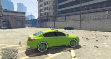 Honda Accord DUB