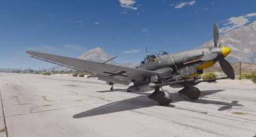 Ju-87D Stuka