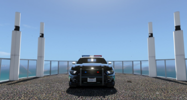 LSPD Ford Mustang