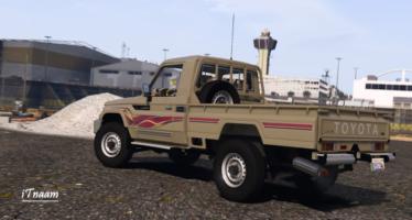 Land Cruiser 7