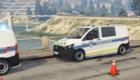 Mercedes Vito Police