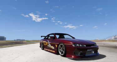 Nissan Silvia Letty