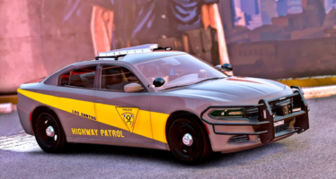 Highway Patrol Charger
