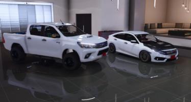 Toyota Hilux Revo 2014