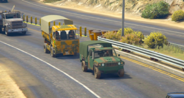 Trucks Brazilian Army