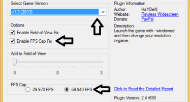 Widescreen Fixer