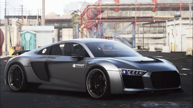Audi R8 Prior Edition