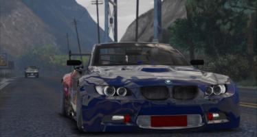 BMW E92 Cabrio