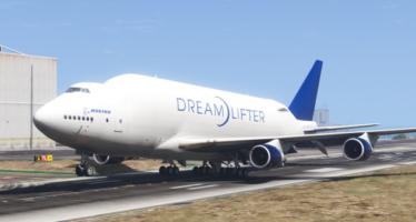 Boeing 747LCF