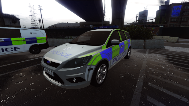 2010 Ford Focus Estate Norfolk Constabulary