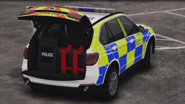 2016 Kent Police BMW X5 ARV