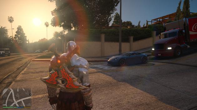 Kratos – God of War III