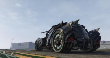 Batmobile MK2